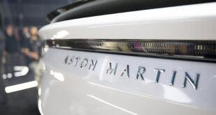 آستون مارتین با خاص ترین برند های ماشین جهان ۱۰۸ ساله شد