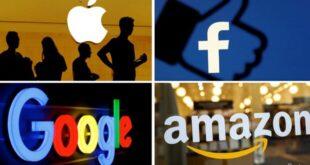 رشد ۳.۴ تریلیون دلاری ۷ برند برتر تکنولوژی در سال ۲۰۲۰