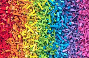 معرفی برند لِگو (lego)