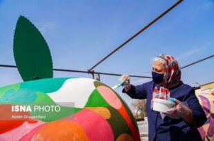 مشهد به عنوان برند حوزه هنر و هنر شهری