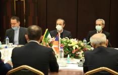 آمادگی بخش های مختلف صنعت و خدمات ایران برای توسعه همکاری ها با ارمنستان/علاقمندی تجار ارمنستانی به افزایش مراودات دو کشور