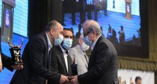 همراه اول/ دریافت تندیس زرین «جایزه ملی مدیریت مالی ایران»