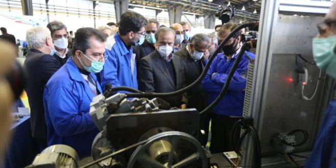 طراحی داخلی و داخلی سازی گیربکس ۶ سرعته برای نخستین بار در کشور