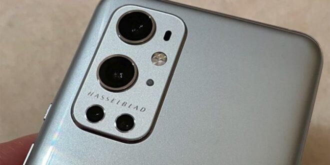 گوشی وان پلاس ۹ پرو با دوربینی مجهز به برند هاسلبند