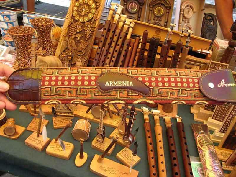برندهای معروف دنیا در ارمنستان، لیست بهترین مراکز خرید ارمنستان