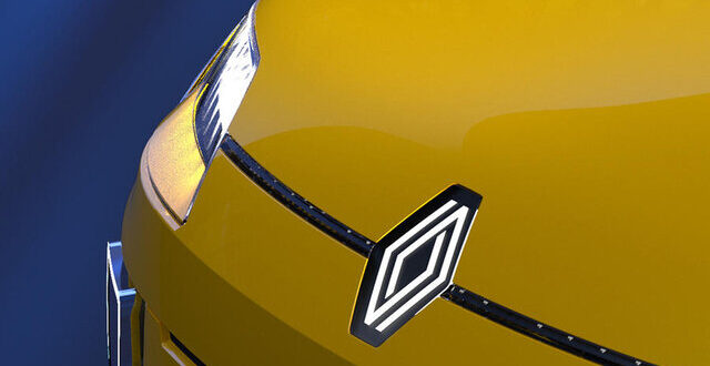ساخت خودروهای توسط برند رنو