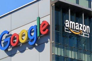 برندهای گوگل و آمازون به دورکاری پایان میدهند