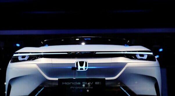 برند هوندا از ۲۰۴۰ فقط خودروی برقی میفروشد