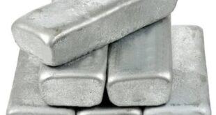 افزایش ۳۳ درصدی تولید شمش آلومینیوم