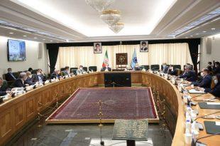 جلسه مشترک وزارت صمت و بانک مرکزی در حوزه تولید و تجارت برگزار شد