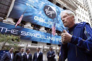 بنیانگذار برند ویرجین زودتر از جف بزوس به فضا میرود