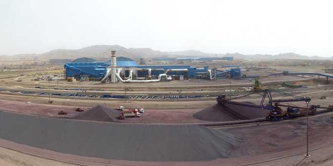افزایش ۶ درصدی تولید کنسانتره آهن شرکت های بزرگ