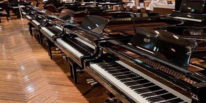 انتخاب مناسب ترین پیانو دست دوم   راهنمای خرید