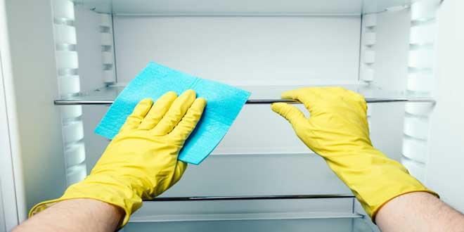 چگونه می توان یخچال خود را به درستی تمیز کرد