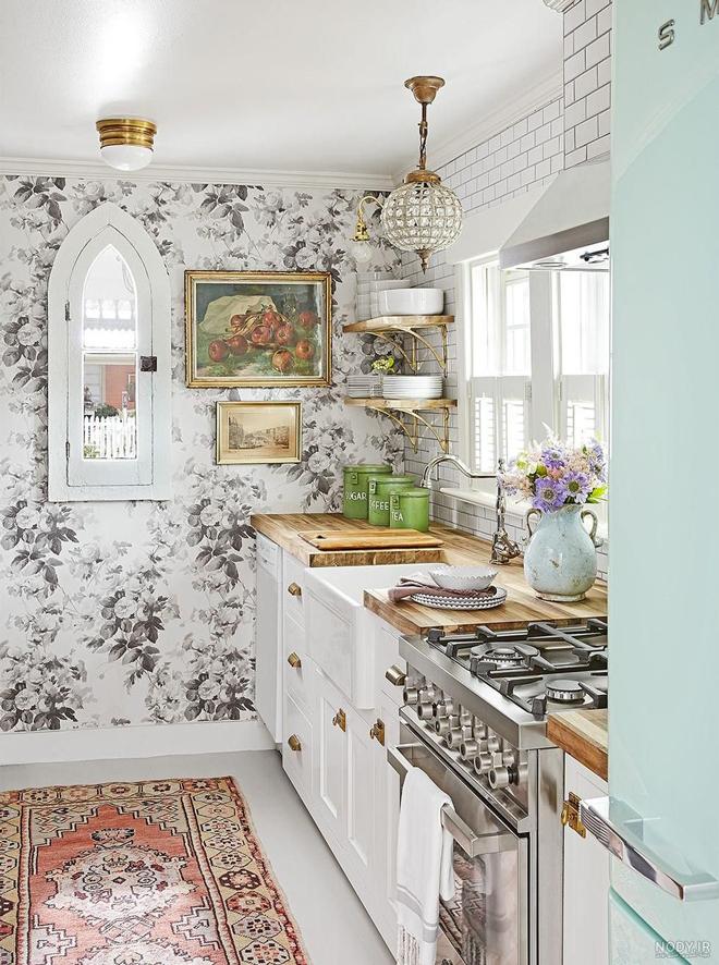 بازسازی آشپزخانه با حداقل هزینه