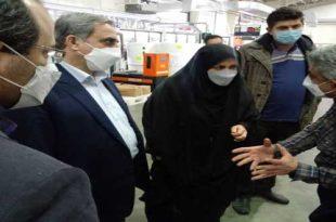 تامین مواد اولیه تولید کنندگان مبل کشور از محصول MDF خام گیلان